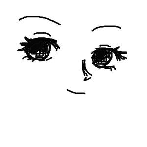 目の高さが違う